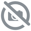 Assiette Dessert Black Stripes Remember